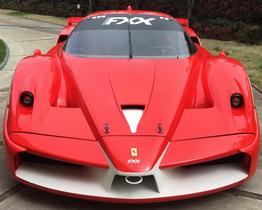 2006 Ferrari FXX Evolution:6 car images available