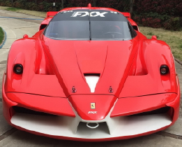2006 Ferrari FXX Evolution