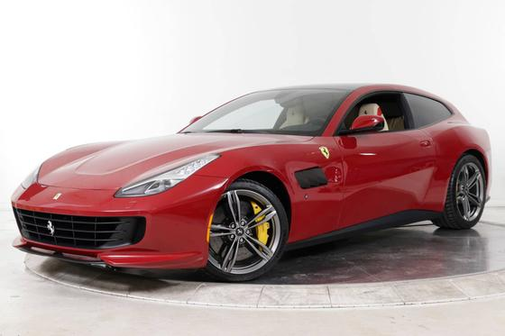 2018 Ferrari GTC4Lusso :24 car images available