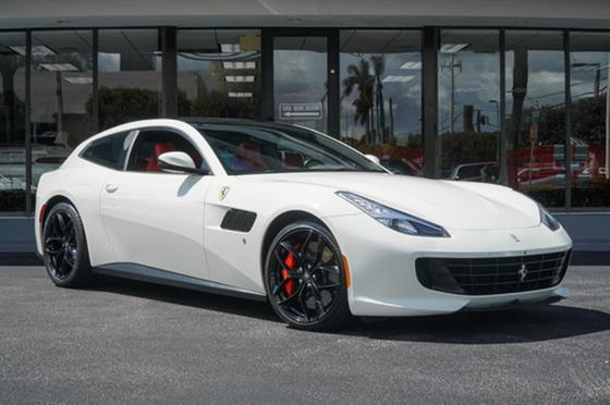 2018 Ferrari GTC4Lusso T:24 car images available