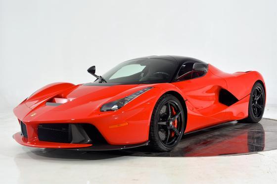 2014 Ferrari LaFerrari :24 car images available