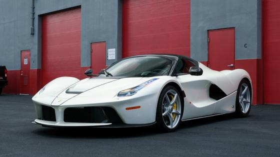 2017 Ferrari LaFerrari Aperta:24 car images available