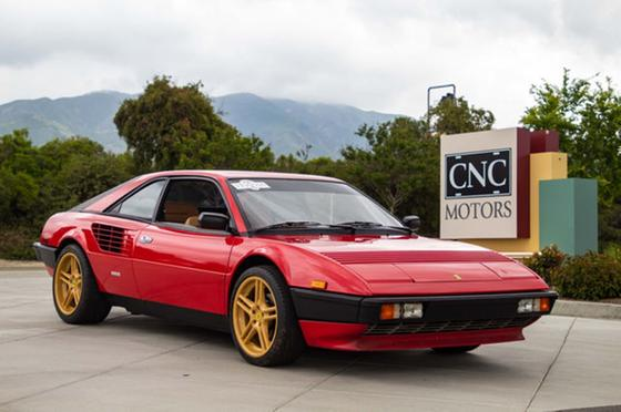 1982 Ferrari Mondial :24 car images available