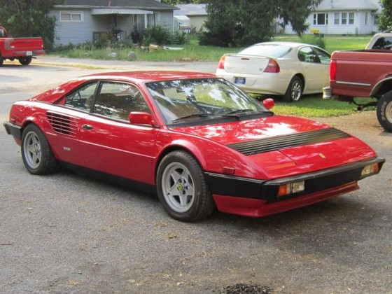 1982 Ferrari Mondial 8:5 car images available