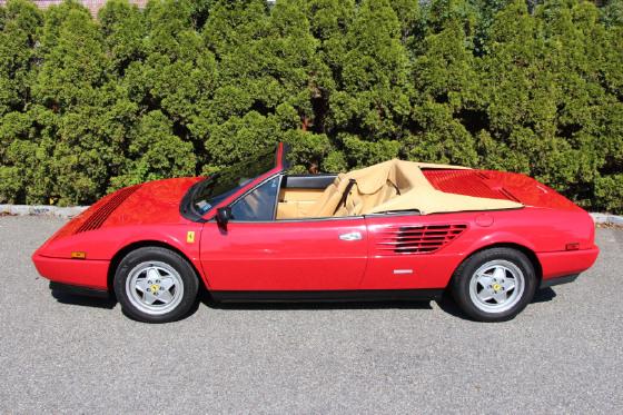 1987 Ferrari Mondial Cabriolet
