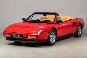 1989 Ferrari Mondial Cabriolet:12 car images available