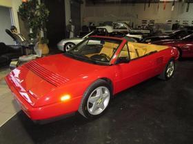 1992 Ferrari Mondial T:24 car images available