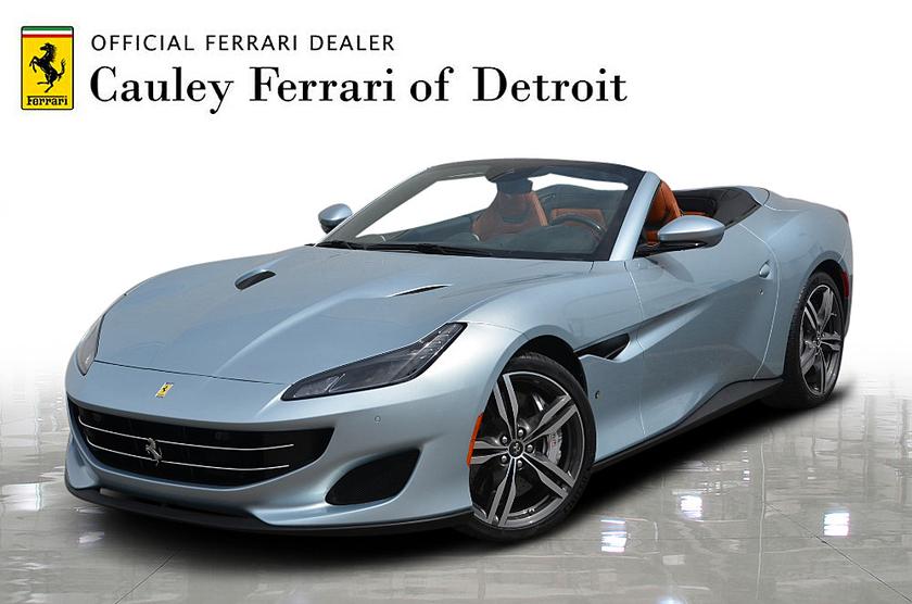 2020 Ferrari Portofino :24 car images available