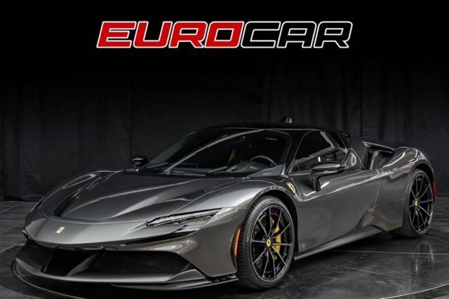 2021 Ferrari SF90 Stradale:24 car images available