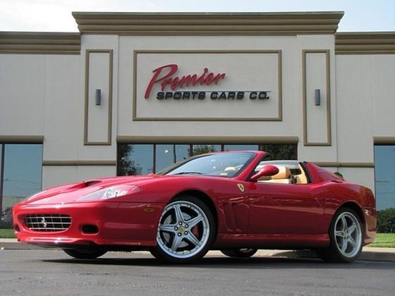 2005 Ferrari Superamerica :24 car images available