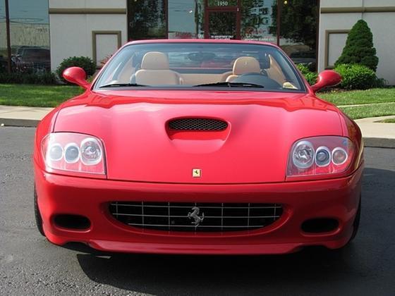 2005 Ferrari Superamerica