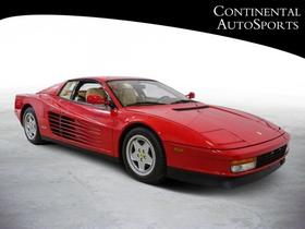 1990 Ferrari Testarossa :21 car images available