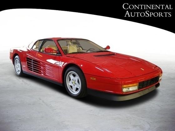 Ferrari Testarossa For Sale Global Autosports