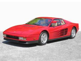 1985 Ferrari Testarossa :24 car images available