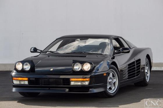 1987 Ferrari Testarossa :24 car images available