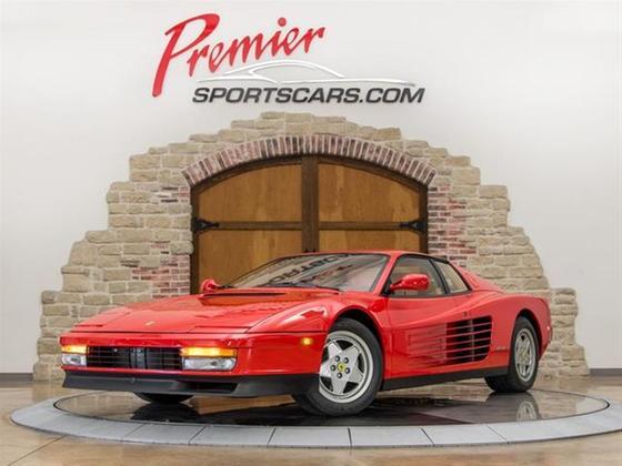 1988 Ferrari Testarossa :24 car images available