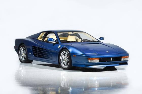 1989 Ferrari Testarossa :24 car images available