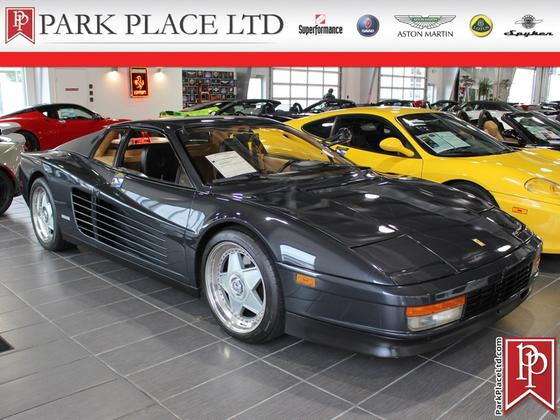 1985 Ferrari Testarossa :13 car images available