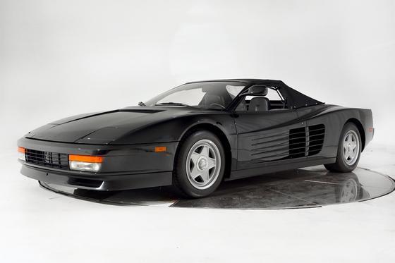 1986 Ferrari Testarossa :24 car images available