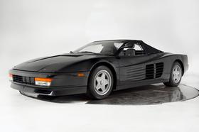 1986 Ferrari Testarossa :24 car images available