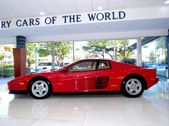 1991 Ferrari Testarossa :24 car images available