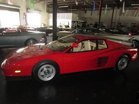 1985 Ferrari Testarossa :15 car images available