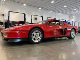 1985 Ferrari Testarossa :6 car images available