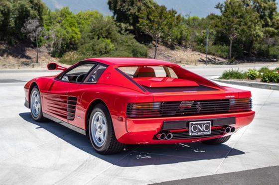 1985 Ferrari Testarossa