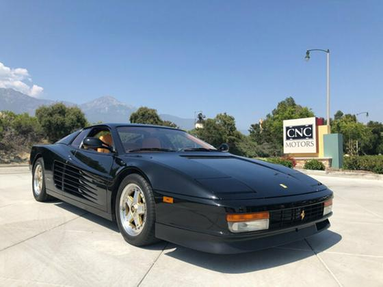 1990 Ferrari Testarossa :19 car images available