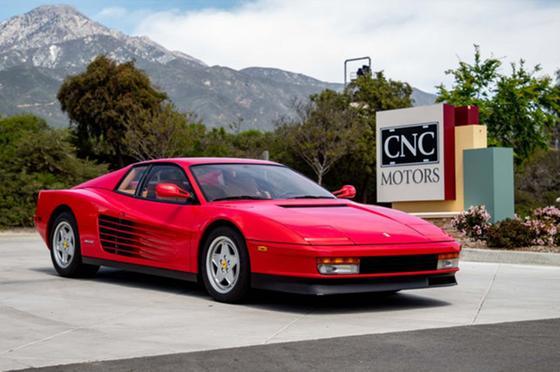 1991 Ferrari Testarossa :24 car images available