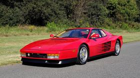 1988 Ferrari Testarossa :24 car images available