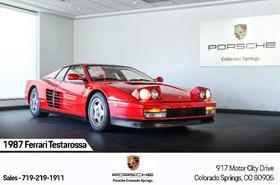 1987 Ferrari Testarossa :24 car images available