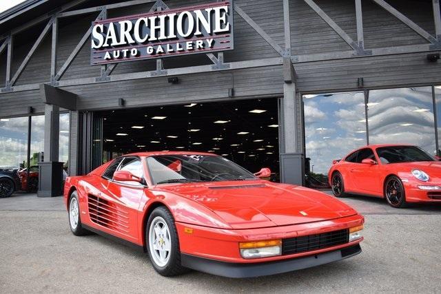1990 Ferrari Testarossa :24 car images available