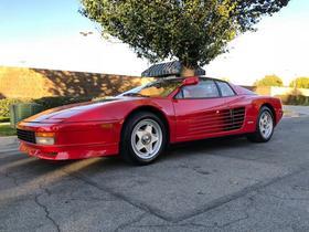 1985 Ferrari Testarossa Flying Mirror:24 car images available