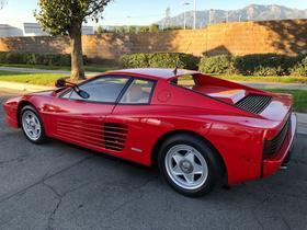 1985 Ferrari Testarossa Flying Mirror