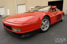 1986 Ferrari Testarossa Flying Mirror:24 car images available