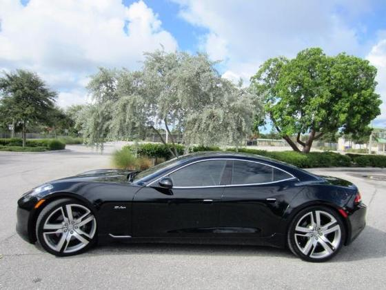 2012 Fisker Karma EcoSport:19 car images available