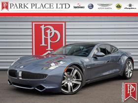 2012 Fisker Karma EcoSport:3 car images available