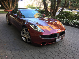 2012 Fisker Karma EcoSport:5 car images available