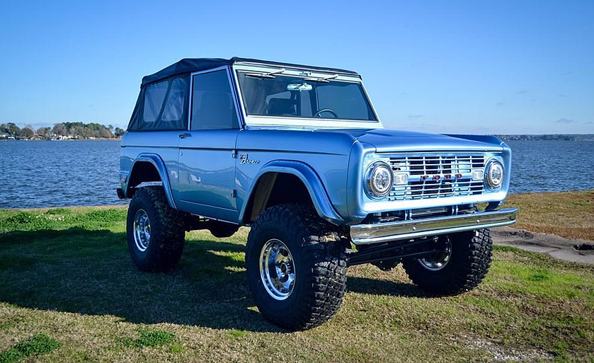 1969 Ford Bronco :18 car images available