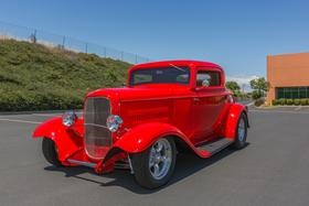 1932 Ford Classics 3 Window Coupe:11 car images available