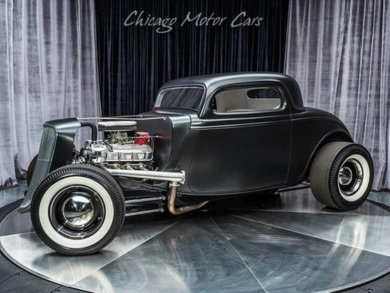 1933 Ford Classics 3 Window Coupe:24 car images available