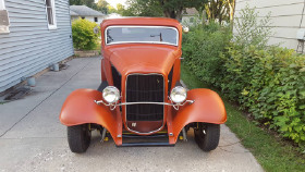 1932 Ford Classics 3 Window Coupe:4 car images available