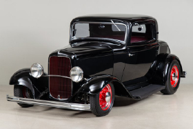 1932 Ford Classics 3 Window Coupe:8 car images available