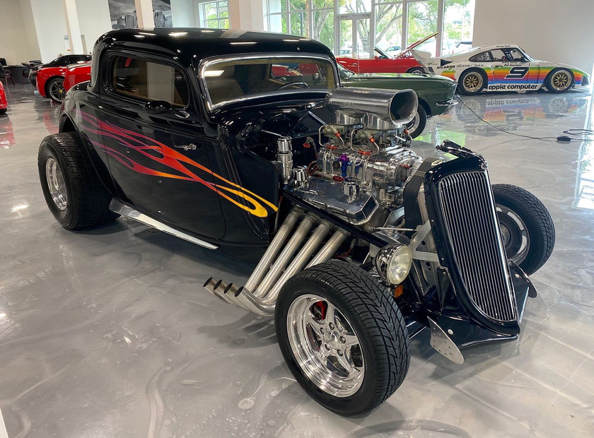 1934 Ford Classics 3 Window Coupe:6 car images available