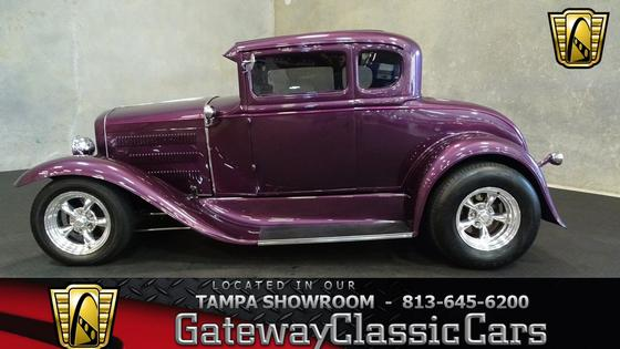 1931 Ford Classics 5 Window Coupe:24 car images available