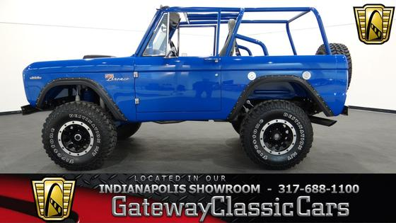 1969 Ford Classics Bronco:24 car images available