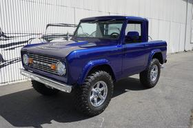1972 Ford Classics Bronco:9 car images available