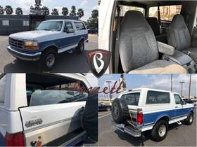 1992 Ford Classics Bronco:24 car images available