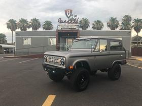 1968 Ford Classics Bronco:24 car images available